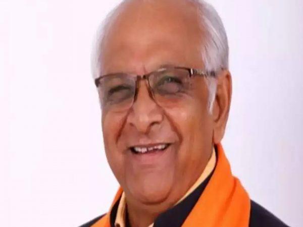 Bhupinder Patel 17th Chief Minister of Gujarat